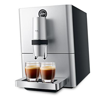kaffee service kramer ena micro 5 micro silver. Black Bedroom Furniture Sets. Home Design Ideas